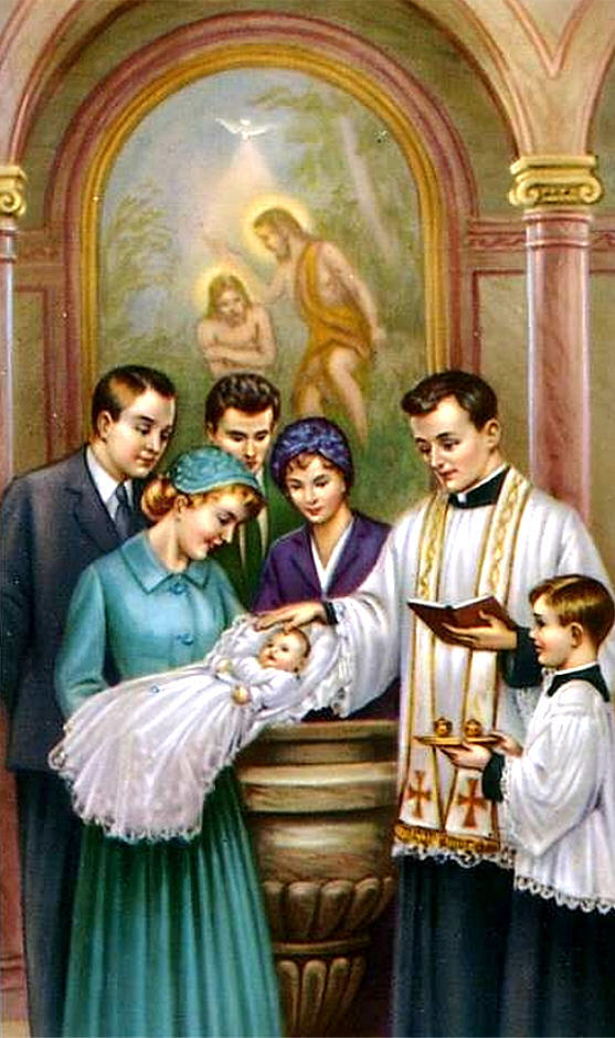Traditional Gift For Catholic Baptism Gift Ftempo